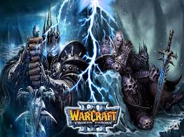 Fan art Warcraft 3